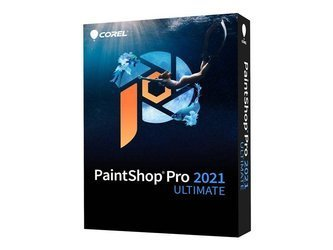 Corel PaintShop Pro 2020 - box pack - 1 user