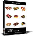 DOSCH 3D: Grill & Barbecue