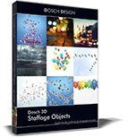 DOSCH 3D: Staffage Objects