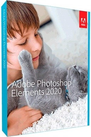 Adobe Photoshop Elements 2020 ENG Win/Mac GOV